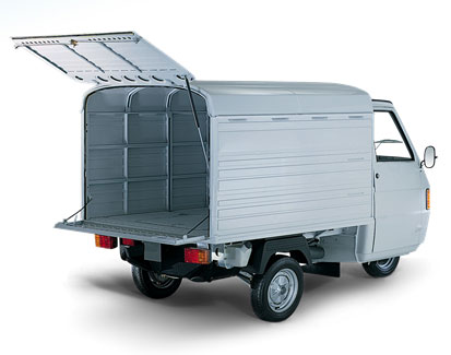 piaggio ape 3 wheeler van sales and hire - piaggio ape from the
